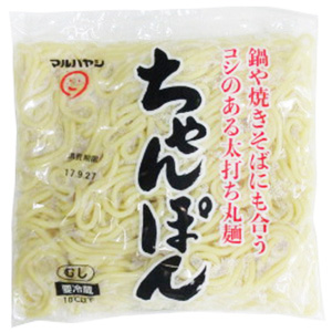 ちゃんぽん麺